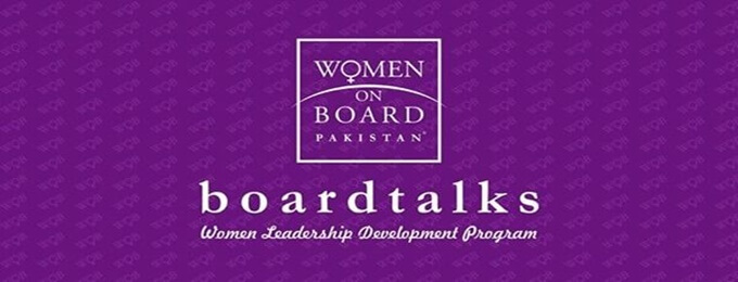 wob boardtalks (november) - islamabad chapter