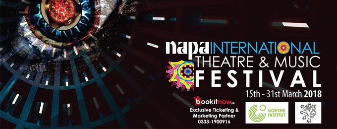 NAPA International Theater and Music Festival 2018