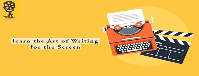 learn the art & craft of screen writing at beydaar film school