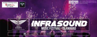 infrasound edm festival