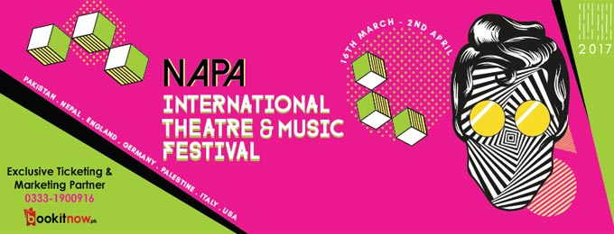 NAPA a Remarkable International Celebration of Performing Arts!