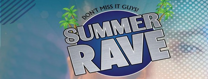 summer rave with dj kantik