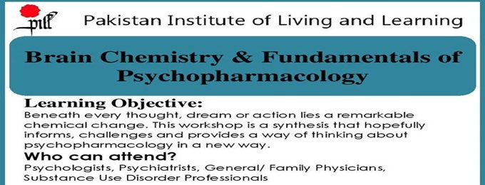 workshop on brain chemistry & fundamentals of psychopharmacology