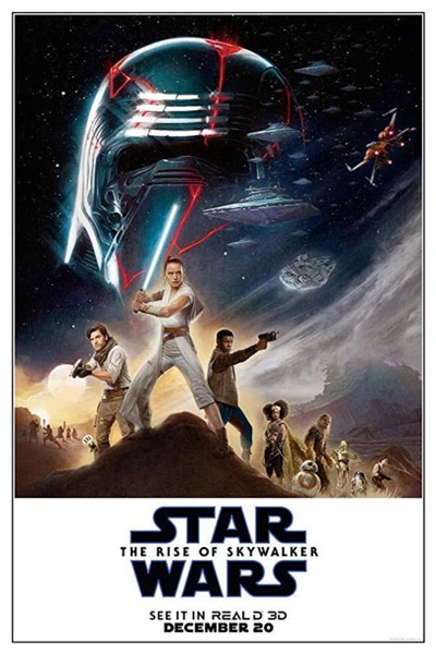 star wars: the rise of skywalker (2d)