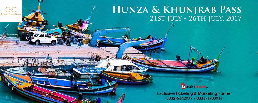 hunza & khunjrab pass