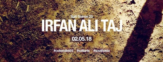 Salt Soirée 23 Ft. Irfan Ali Taj