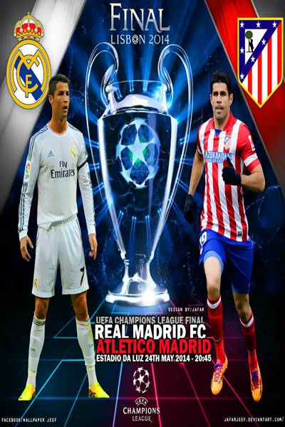 uefa final: real madrid vs atletico madrid