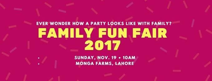 Family Fun Fair 2017