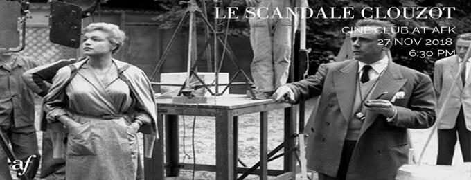 Ciné Club at AFK: Le Scandale Clouzot