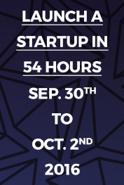 Startup Weekend Islamabad 2016