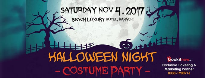 halloween night 2017 (costure party)