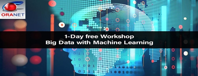 free workshop big data with machine learning at oranet cavalry
