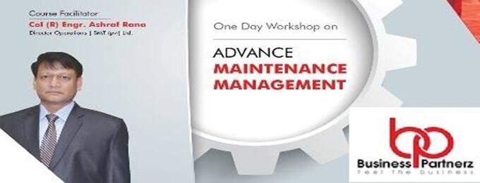 advance maintenance management