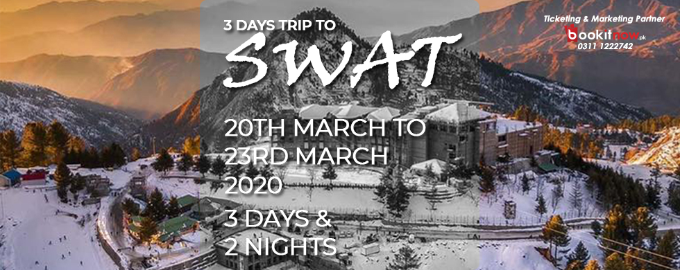 3 days trip to swat