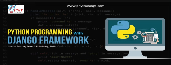 learn python programming with django framework from scratch