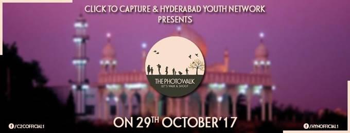 the photowalk - let's walk&shoot