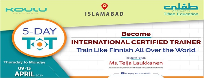 become international certified trainer