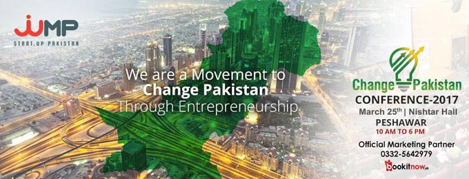 Change Pakistan Conference 2017