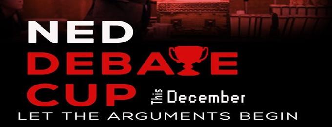ned debate cup