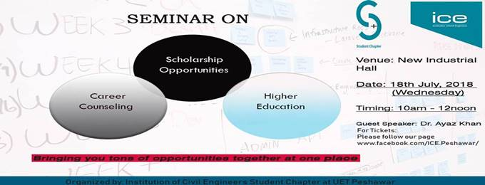 seminar on scholarship opportunities and higher education