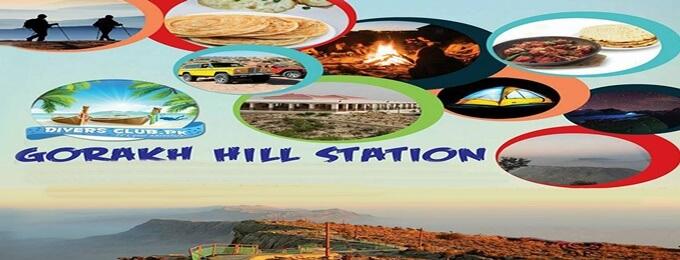trip to gorakh hill station