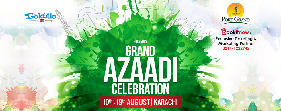 grand azaadi celebration at port grand