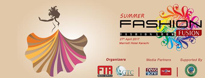 summer fashion fusion (fashion show)