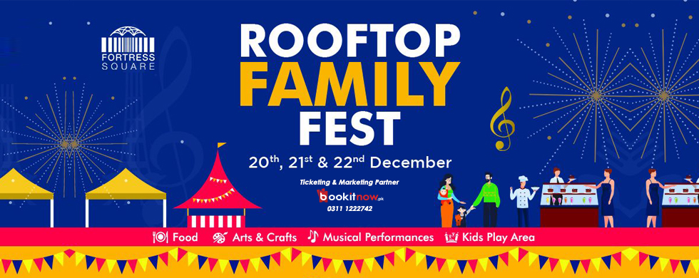 rooftop family fest
