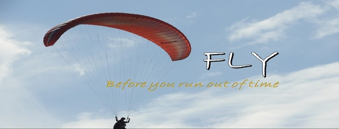 paragliding with emac
