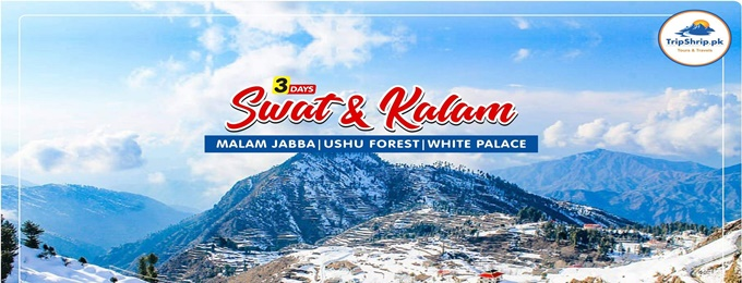 3 days trip to swat, kalam & malam jabba