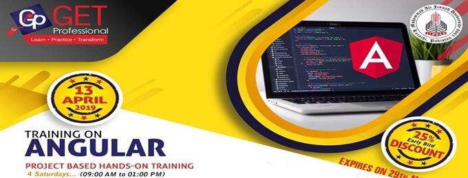 training on angular