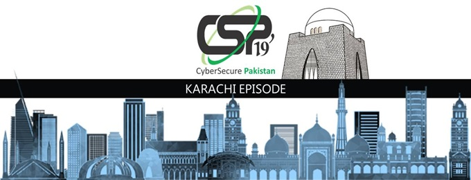 cyber secure pakistan 2019 - karachi episode