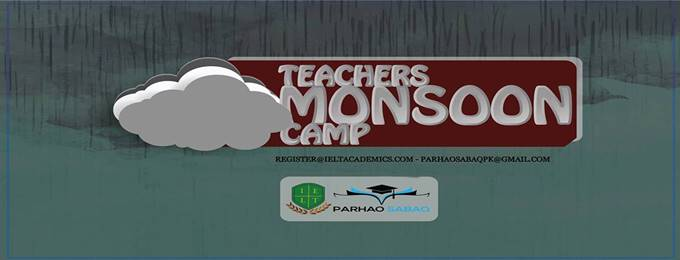 tmc: teachers monsoon camp
