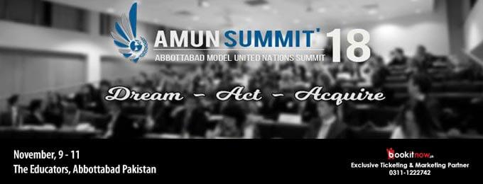 Abbottabad MUN Summit'18