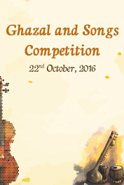 Ghazal and Songs Competition Peshawar