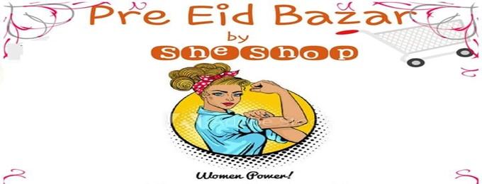 pre eid bazar