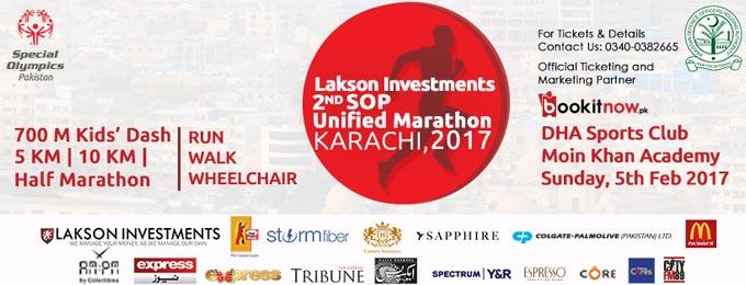 Lakson Investments 2nd SOP Unified Marathon 2017