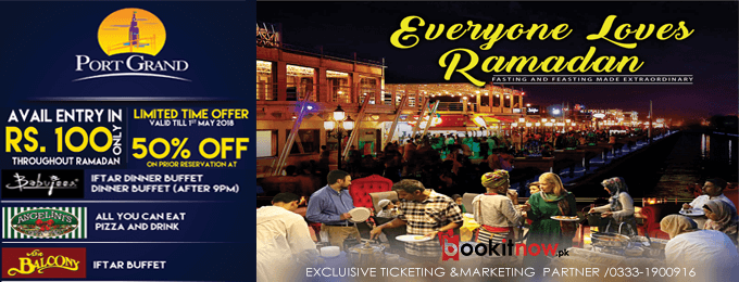 port grand discounted ramadan deals