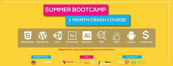 summer boot-camp - 2018