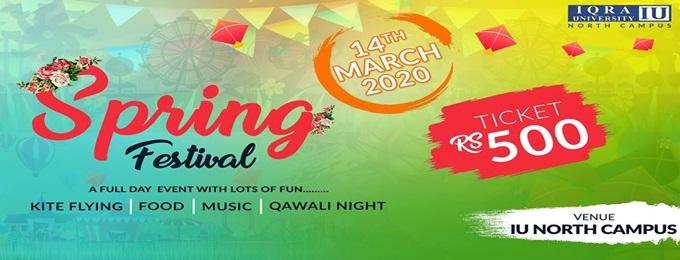 spring festival'20