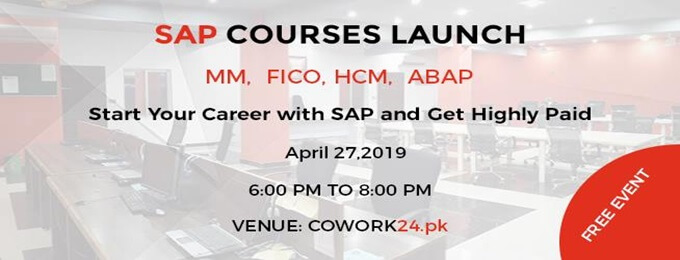 start your career with sap