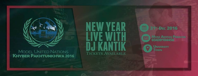 DJ Kantik- New Years Eve Concert