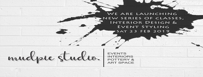 mudpie studio launch party!