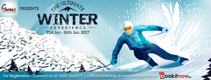 the ultimate winter experience