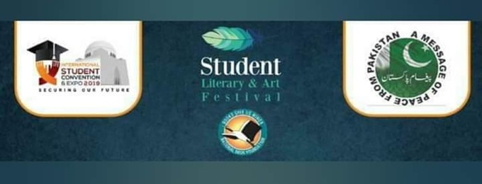 student art and literary festival