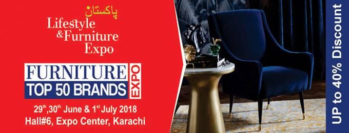 Pakistan Lifestyle And Furniture Expo 2018 Karachi Bookitnow Pk