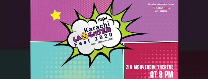 Karachi Laughter Fest 2020