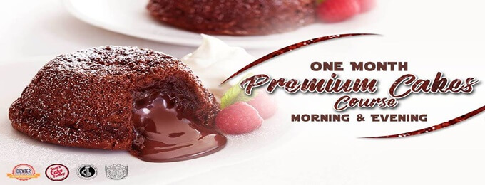 one month premium cakes course (batch 2)