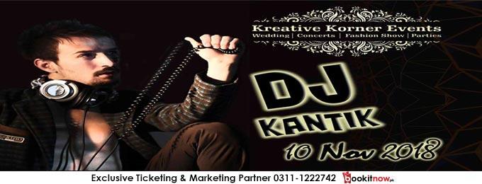 dj kantik (floating lights festival)