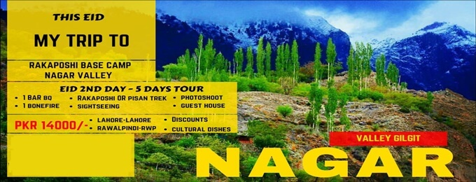 trip to rakaposhi base camp - nagar valley gilgit